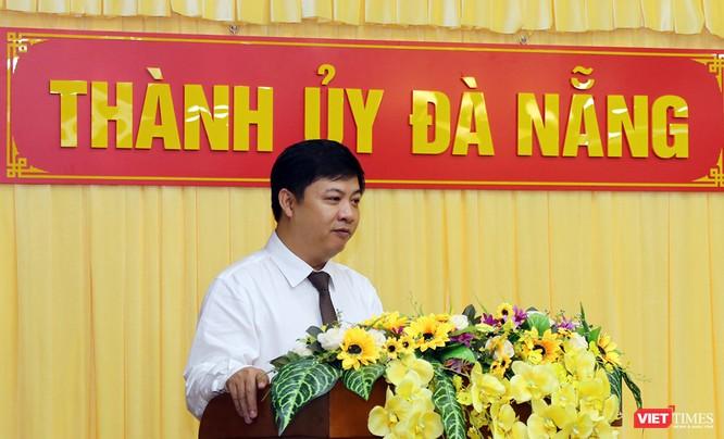 Ông Lương Nguyễn Minh Triết, tân Chánh Văn phòng Thành ủy Đà Nẵng