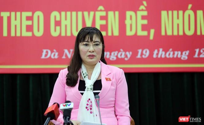 Bà Võ Thị Như Hoa chia sẻ, tiếp thu ý kiến cử tri