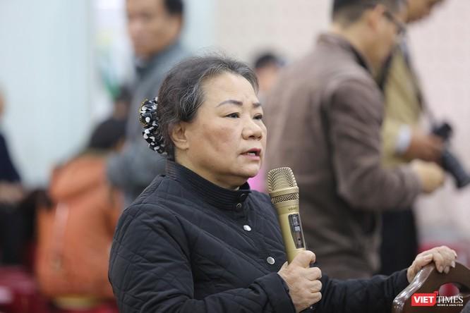 Bà Nguyễn Thị Mỹ, một chủ doanh nghiệp kinh doanh BĐS có địa chỉ tại Hải Phòng