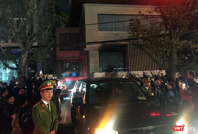 Ngày 21/12/2017, cơ quan An ninh điều tra, Bộ Công an đã thực hiện lệnh khám nhà riêng của ông Phan Văn Anh Vũ tại số 82 Trần Quốc Toản, quận Hải Châu, TP Đà Nẵng