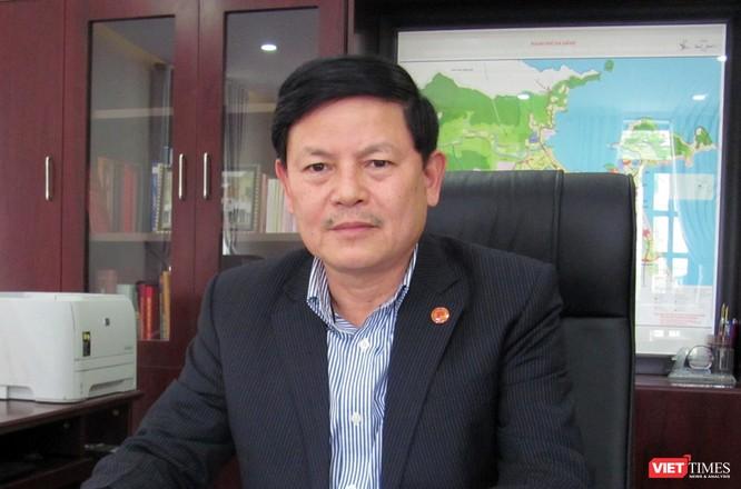 Ông Trần Đình Hồng, Ủy viên Ban Thường vụ, Trưởng Ban Tổ chức Thành ủy