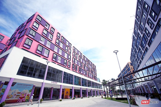 Cocobay là một trong những dự án có mức cam kết lợi nhuận cao nhất tại Đà Nẵng