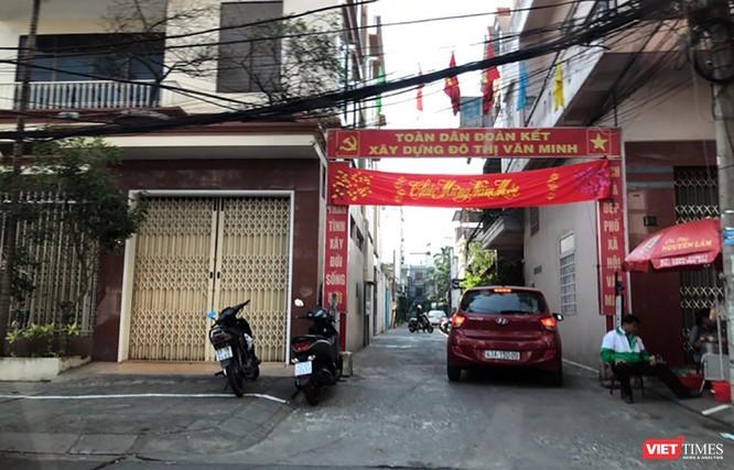 Các sinh hoạt của ông Trần Văn Minh vẫn diễn ra bình thường tại địa phương