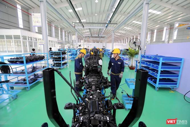 Thaco khánh thành nhà máy sản xuất máy nông nghiệp ảnh 4
