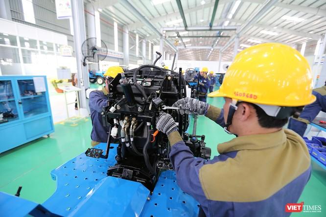 Thaco khánh thành nhà máy sản xuất máy nông nghiệp ảnh 5