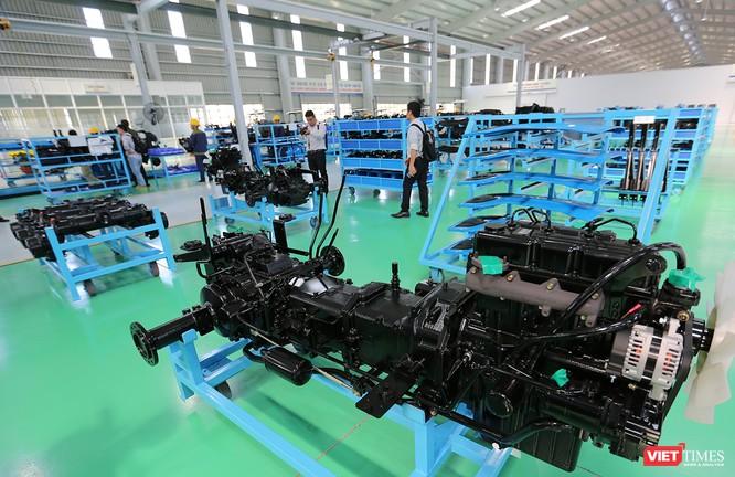 Thaco khánh thành nhà máy sản xuất máy nông nghiệp ảnh 6