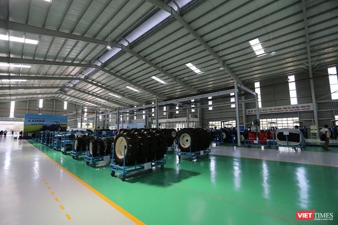 Thaco khánh thành nhà máy sản xuất máy nông nghiệp ảnh 7