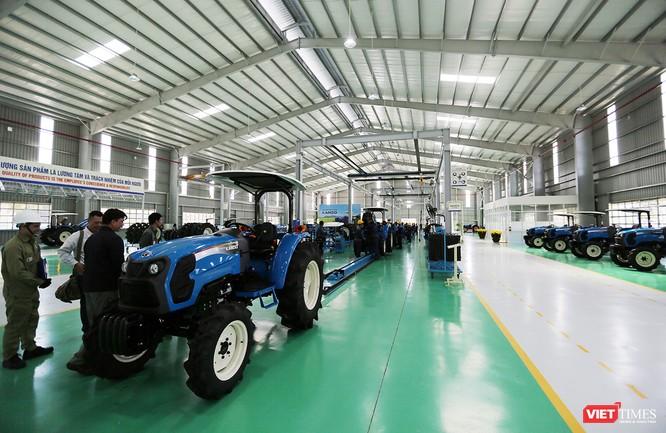 Ngoài ra nhà máy sẽ tiếp tục nghiên cứu phát triển thêm các loại máy nông nghiệp khác để đáp ứng nhu cầu trong nước và xuất khẩu