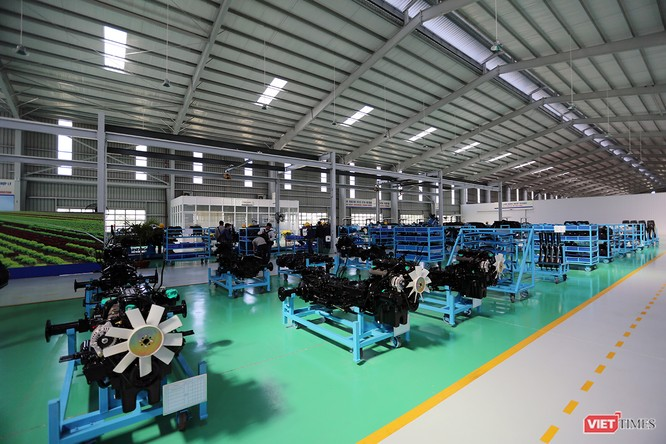 Thaco khánh thành nhà máy sản xuất máy nông nghiệp ảnh 8