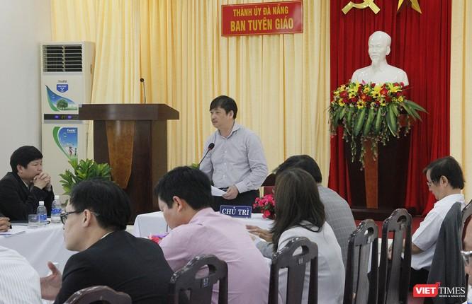 """Ngày 27/2, Ban Tuyên giáo Thành ủy Đà Nẵng đã tổ chức Hội nghị thu thập ý kiến từ các ngành và các đơn vị liên quan về nội dung bộ tiêu chí """"Thành phố đáng sống"""" nhằm góp phần xây dựng và phát triển Đà Nẵng theo hướng văn minh, hiện đại, nhân văn và có bản sắc riêng."""