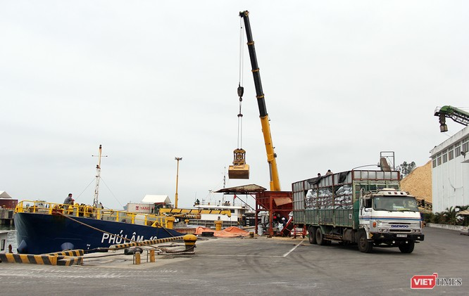 Theo lãnh đạo Đà Nẵng, Cảng Tiên Sa đang quá tải và gây áp lực vận tải hàng hóa cho khu vực nội thị Đà Nẵng nên cần đầu tư xây đựng cảng biển Liên Chiểu