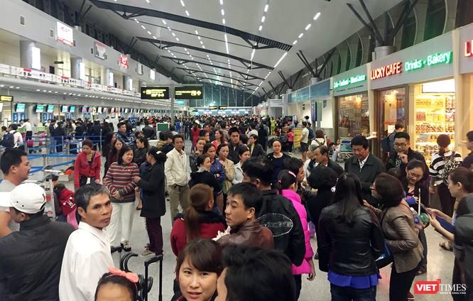 Sân bay Đà Nẵng đang quá tải vì tăng trưởng hành khách quá nhanh