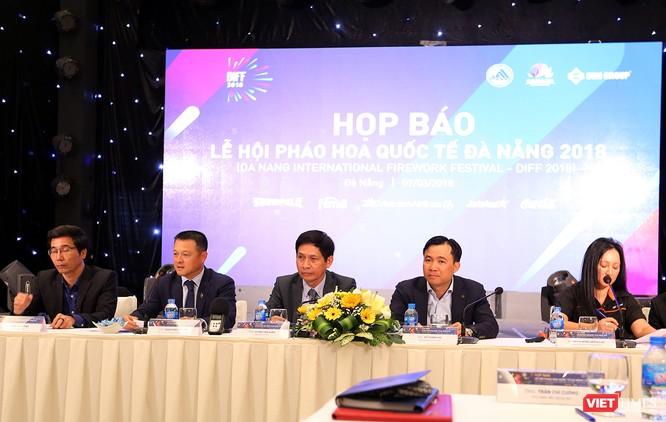Sáng 7/3, Ban tổ chức Lễ hội pháo hoa Quốc tế Đà Nẵng 2018 (Da Nang International Fireworks Festival- DIFF 2018-DIFF 2018) đã tổ chức họp báo công bố chương trình Lễ hội pháo hoa quốc tế Đà Nẵng 2018