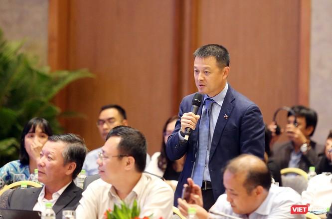 Ông Đặng Minh Trường, Tổng giám đốc Công ty CP Tập đoàn Mặt trời (Sungroup) chia sẻ quan điểm phát triển trong giai đoạn mới