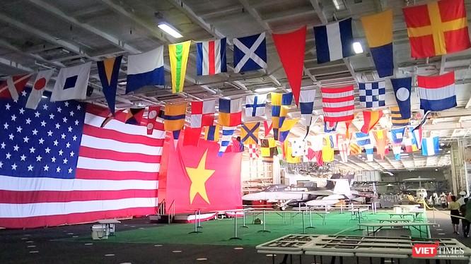 Sự kiện đánh dấu mốc quan trọng trong mối quan hệ ngoại giao Việt Nam-Hoa Kỳ