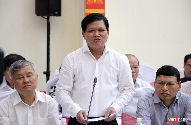 Theo ông Nguyễn Nho Trung, Phó Chủ tịch HĐND TP Đà Nẵng, cò đất đang lộng hành, gây tác động xấu đến công tác quản lỳ đô thị và đời sống nhân dân