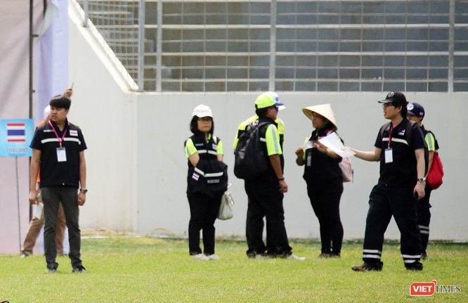 Các nước ASEAN diễn tập quốc tế ứng phó về y tế trong thảm họa ảnh 12