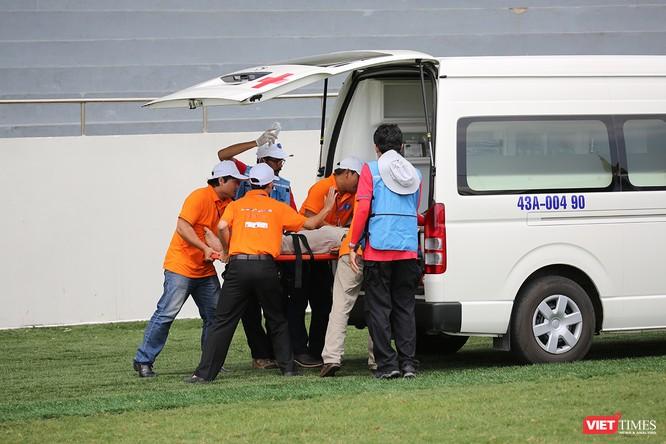 Các nước ASEAN diễn tập quốc tế ứng phó về y tế trong thảm họa ảnh 11
