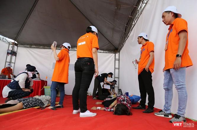 Các nước ASEAN diễn tập quốc tế ứng phó về y tế trong thảm họa ảnh 2