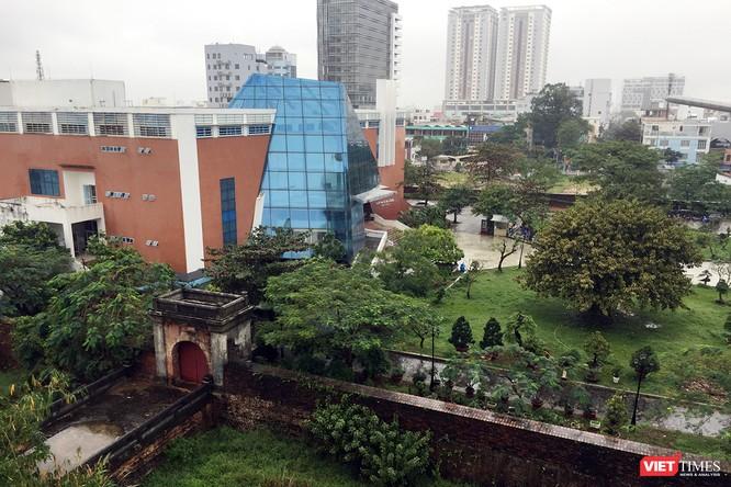 Đà Nẵng sẽ di dời Bảo tàng Đà Nẵng để thực hiện dự án Tu bổ, cải tạo di tích Thành Điện Hải