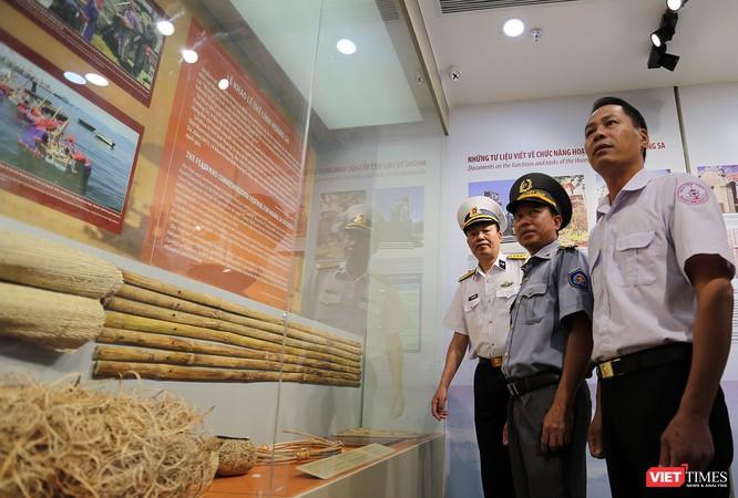 Đà Nẵng khánh thành Nhà trưng bày Hoàng Sa ảnh 12