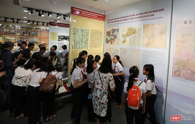 Đà Nẵng khánh thành Nhà trưng bày Hoàng Sa ảnh 13