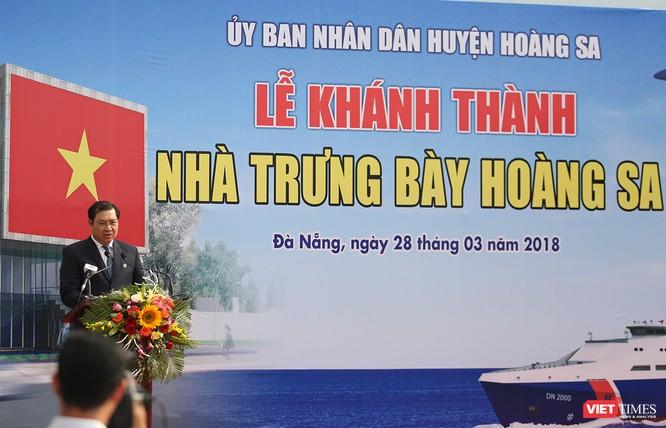 Đà Nẵng khánh thành Nhà trưng bày Hoàng Sa ảnh 4
