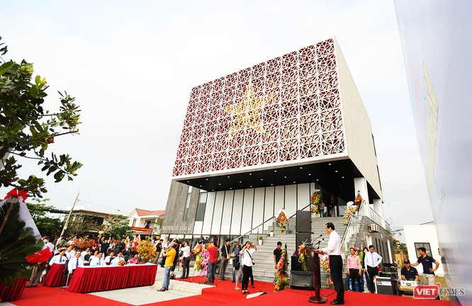 Đà Nẵng khánh thành Nhà trưng bày Hoàng Sa ảnh 1