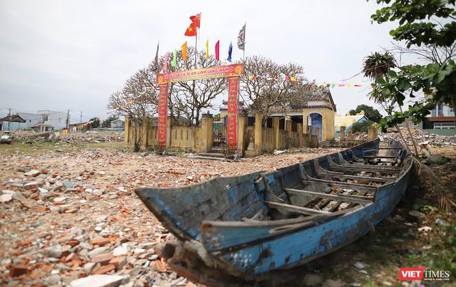 Thường trực Quận ủy Liêu Chiểu đề xuất giữ lại vị trí hiện trạng các di tích văn hóa tâm linh trên địa bàn làng Nam Ô