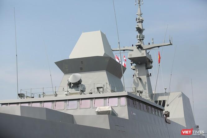 Tàu khu trục RSS INTREPID-Hải quân Singapore đã đến Đà Nẵng ảnh 12