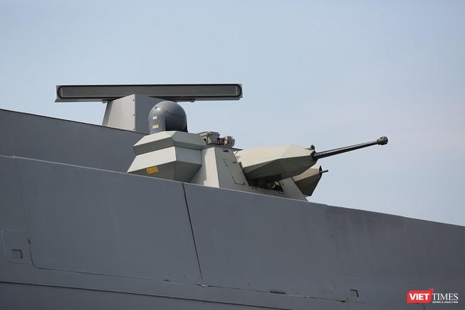 Tàu khu trục RSS INTREPID-Hải quân Singapore đã đến Đà Nẵng ảnh 13