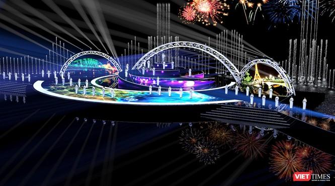 """Đà Nẵng: Tất cả đã sẵn sàng cho Lễ hội """"Huyền thoại của những cây cầu"""" ảnh 3"""