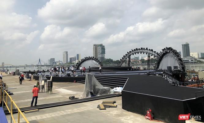 """Đà Nẵng: Tất cả đã sẵn sàng cho Lễ hội """"Huyền thoại của những cây cầu"""" ảnh 2"""