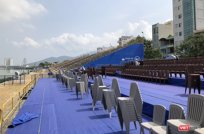 """Đà Nẵng: Tất cả đã sẵn sàng cho Lễ hội """"Huyền thoại của những cây cầu"""" ảnh 6"""
