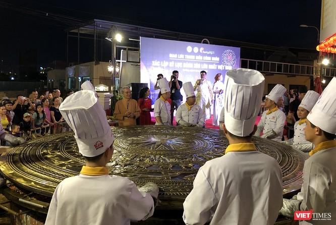 Đà Nẵng xác lập kỷ lục Bánh Xèo lớn nhất Việt Nam ảnh 2