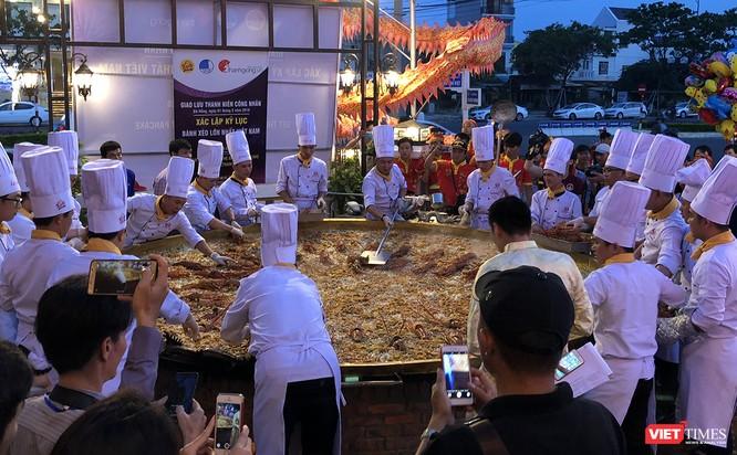 Đà Nẵng xác lập kỷ lục Bánh Xèo lớn nhất Việt Nam ảnh 1