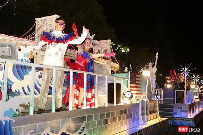Đà Nẵng sôi động với Lễ hội Carnaval đường phố 2018 ảnh 7