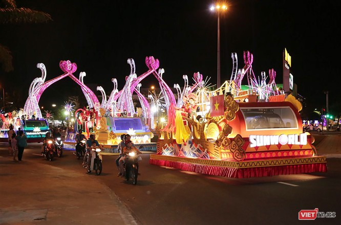 Đà Nẵng sôi động với Lễ hội Carnaval đường phố 2018 ảnh 2