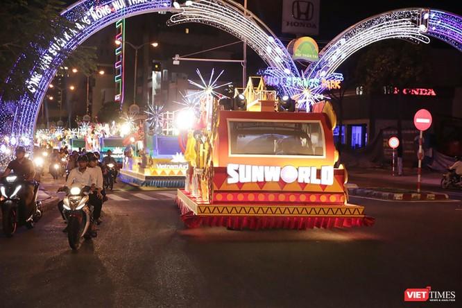 Đà Nẵng sôi động với Lễ hội Carnaval đường phố 2018 ảnh 1