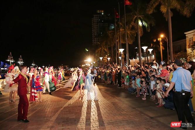 Đà Nẵng sôi động với Lễ hội Carnaval đường phố 2018 ảnh 10