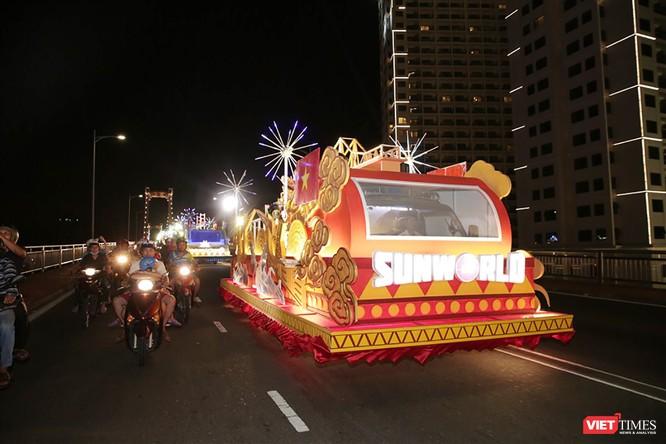 Đà Nẵng sôi động với Lễ hội Carnaval đường phố 2018 ảnh 4