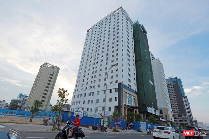 Đà Nẵng: Buộc tháo dỡ 129 phòng ở xây trái phép ở Khách sạn Eden ảnh 1