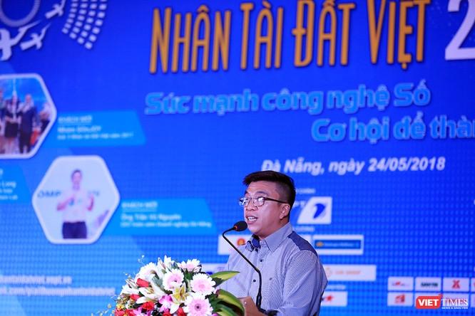 """Phát động """"Giải thưởng Nhân tài Đất Việt 2018"""" tại Đà Nẵng ảnh 1"""