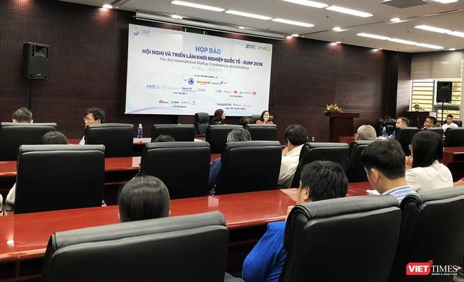 """Hơn 2000 """"nhà khởi nghiệp"""" thế giới tham dự start-up lớn nhất khu vực miền Trung 2018 ảnh 1"""
