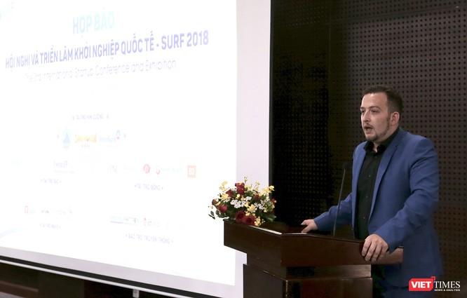 """Hơn 2000 """"nhà khởi nghiệp"""" thế giới tham dự start-up lớn nhất khu vực miền Trung 2018 ảnh 2"""