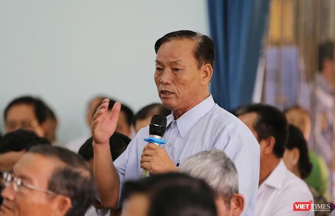 """Chủ tịch Đà Nẵng nói """"cũng bị đe dọa"""" khi đấu tranh ảnh 2"""