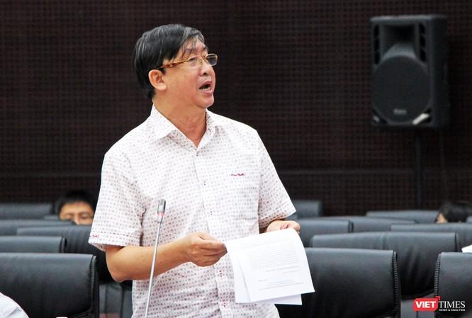 """Đà Nẵng: Chuyên gia gay gắt cảnh báo chuyện lấn biển làm đô thị """"tỷ đô"""" ảnh 2"""