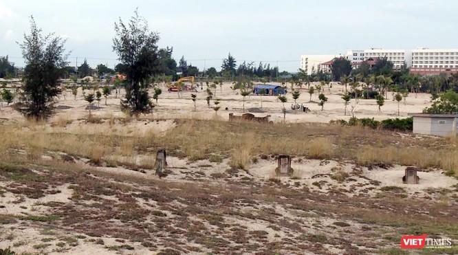 Quảng Nam: Dừng cấp phép các dự án chia lô bán nền trên địa bàn ảnh 1