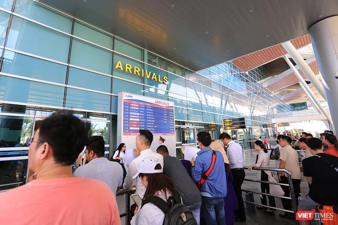 Lượng khách tăng nhanh, Đà Nẵng muốn sớm nghiên cứu mở rộng sân bay ảnh 2