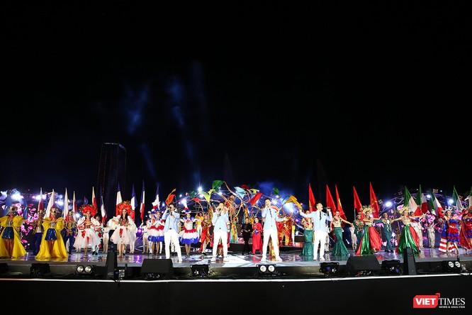 Đội Ý vô địch Lễ hội pháo hoa Đà Nẵng 2018 ảnh 4